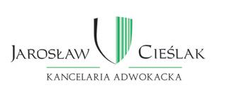 Adwokat Jarosław Cieślak